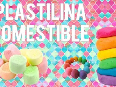Como hacer plastilina dulce comestible - Tutoriales Belen