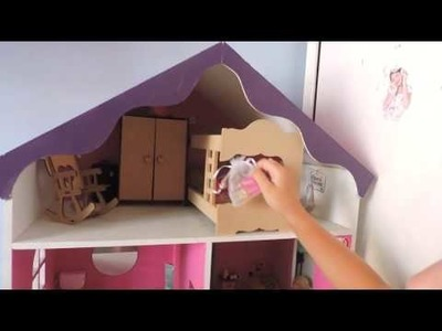 Lara: Mi casa de muñecas Barbie