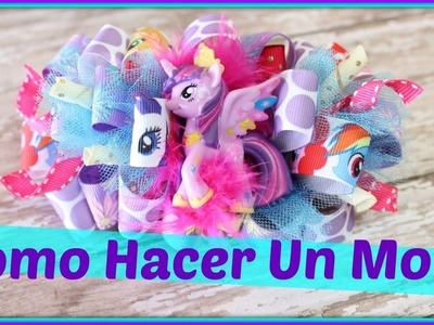 Moño Loopy | Colab Con Marce | Loopy Hair Bow