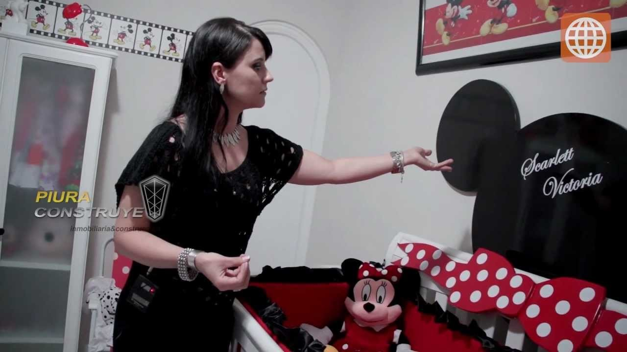 Tips para decorar el cuarto de un bebé con Kassandra Méndes