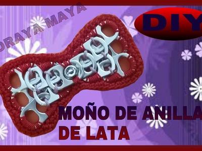 Title MOÑO CON ANILLAS DE LATA