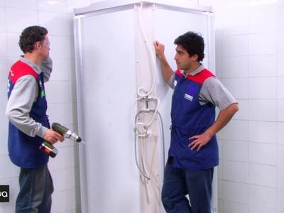 ¿Cómo armar e instalar tu Cabina Ducha con Techo 90 x 90 cm?