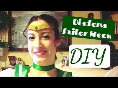 Como hacer la Tiara de Sailor Moon - DIY
