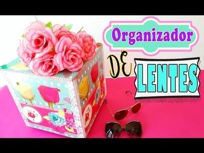 ORGANIZADOR de LENTES en Colaboración con Sara Dice