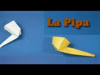 Origami - La Pipa