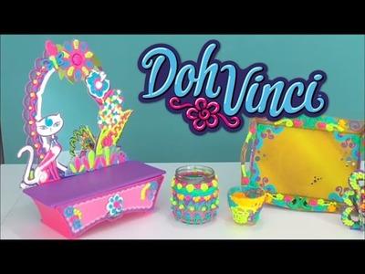 Play Doh DohVinci TOCADOR CON ESTILO DIY - Isa ❤️