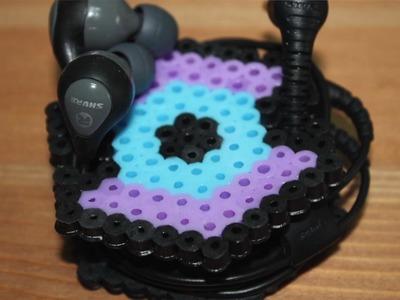 Soporte para auriculares casero - Manualidades DIY