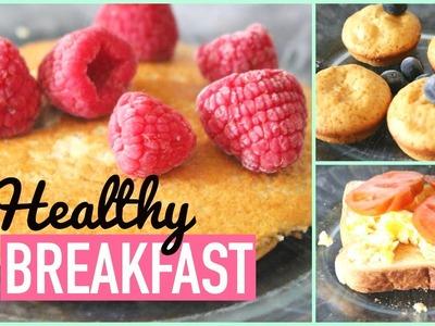 3 Desayunos Sanos y Faciles! | Lorena Calvo