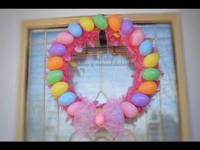 Adorno para decorar tu hogar en Easter