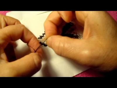 Brick stitch los aretes muy diffisiles de hacer pero bellisimos que no#1
