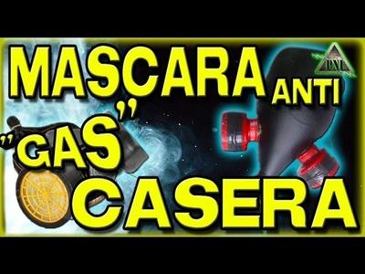 "◀︎▶︎Como hacer una mascara ANTI ""GAS"" CASERA Totalmente FUNCIONAL◀︎▶︎ Vídeo Official"