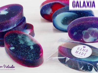 Hacer Jabón de Galaxia
