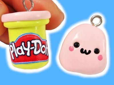 Play Doh Tutorial de Porcelana Fria o Arcilla Polimerica | Manualidades Kawaii |