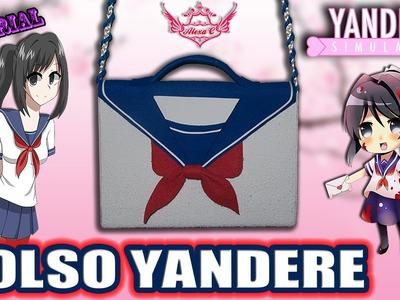 ♥ Tutorial: Bolso Yandere [Goma Eva.Foamy] ♥