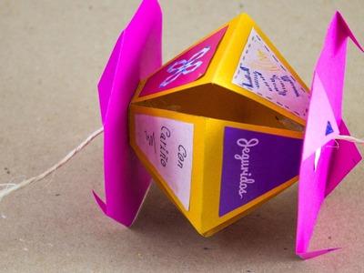 Carta expansion box ( ◠‿◠) Pop Up. Jeguridos