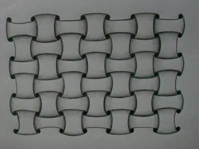 Geometría, formas y efectos. Creatividad. De como dibujar fácil. De como iniciarse en dibujo.
