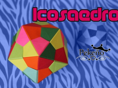 Icosaedro | Pekeño ♥