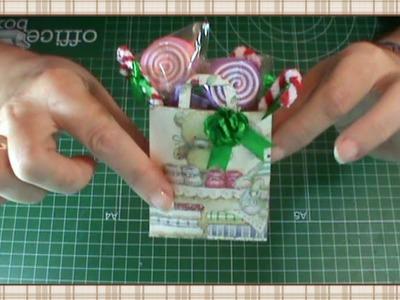 Tutorial: Bolsa de regalos y caramelos