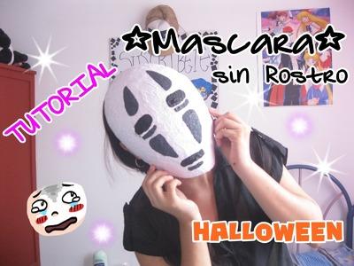TUTORIAL.  Mascara (Viaje de Chihiro) - FRIKKI YEYIIS :*
