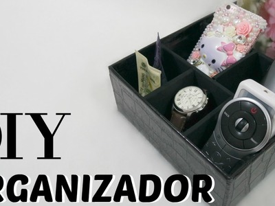 Organizador para mesita de noche por Fantasticazul