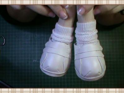 Tutorial Pepito comunión: Zapatos