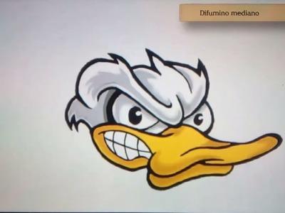Como dibujar un pato - Art Academy Atelier Wii U | How to draw a duck