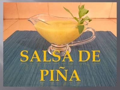 Salsa De Piña