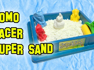 ✔ Cómo Hacer Super Sand Casera | How To Make Homemade Magic Sand