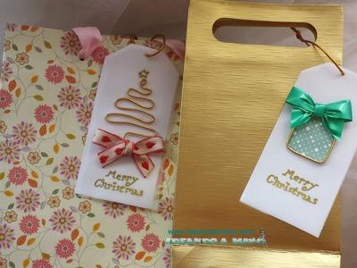 Etiquetas originales para regalos