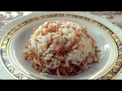 Cómo hacer arroz turco - receta fácil de Pilaf