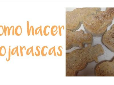 Como hacer Hojarascas.galletas (mejorado)