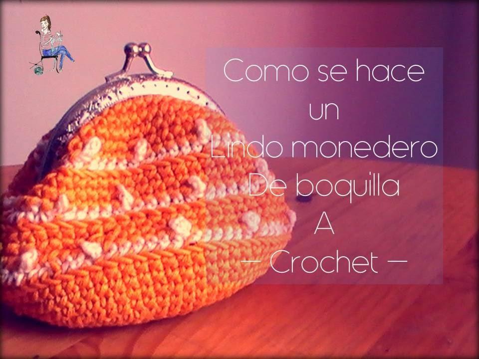 Como se hace sisne crochet como se hace un monedero con - Como se hace ganchillo ...