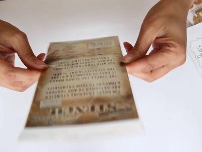 Compras scrapbook en Expo Merceria y Manualidades 2016