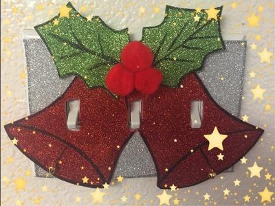 Manualidades Navideñas de decoracion para el Encendedor de luz