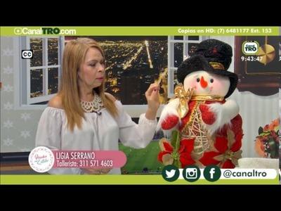Muñecos de nieve -  Hecho con Estilo