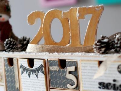Navidad #1 - Calendario de Adviento