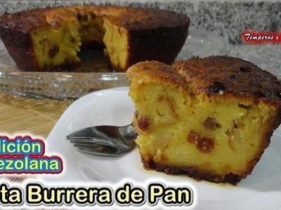 TORTA BURRERA DE PAN Tradición venezolana de Temperos e Sabores