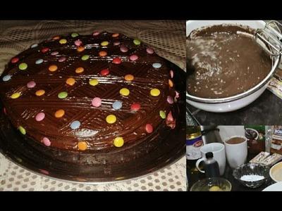 Torta de chocolate-fácil.OENELLE
