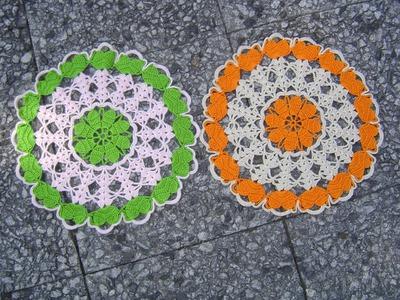 Carpeta Fácil a crochet paso a paso Tutorial DIY