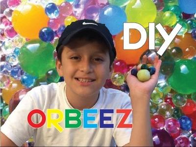 Como hacer bolitas de Gel - DIY Orbeez
