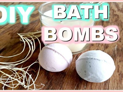 DIY Bath Bombs o Bombas de Baño ♦ consaboraKaFé