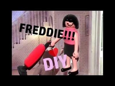 Freddie Mercury - How to Make a Custom Playmobil DIY PLAYMOLOOK