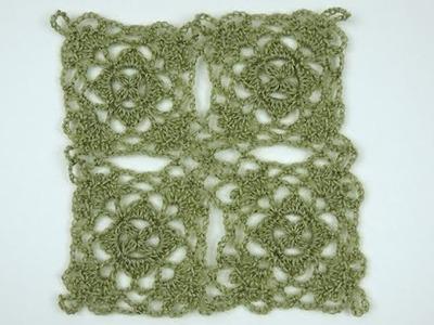 Crochet: Cuadrado # 14