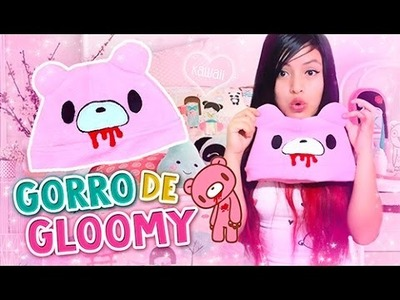 DIY KAWAII ☆ GORRO DE OSO GLOOMY ☆ (SUPER FÁCIL) l Fabbi Lee