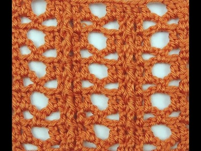 Crochet: Punto en Relieve # 8