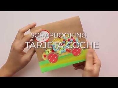 Tarjetas scrapbook paso a paso: shaker card | Scrapbook fácil con Anita y su mundo