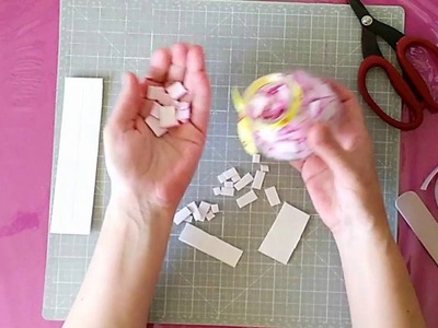 Cinta Adhesiva de doble cara FOAM casera,Goma EVA. DIY .