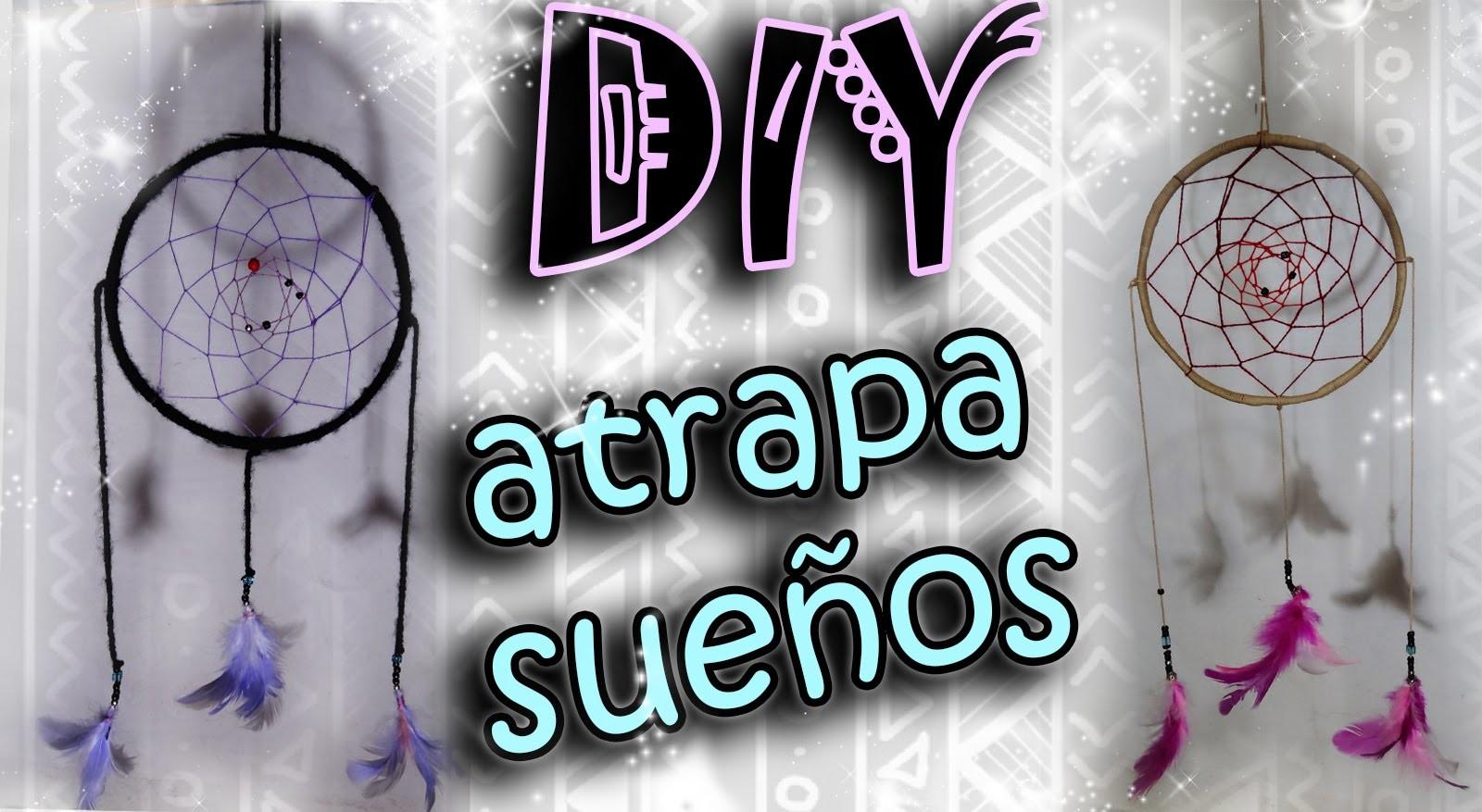 DIY ATRAPASUEÑOS ¡FÁCIL! + SORTEO INTERNACIONAL