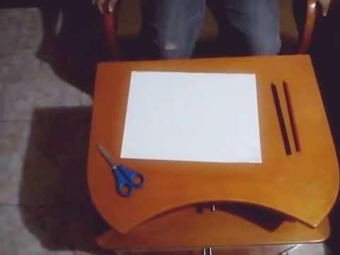 DIY Como Hacer Un Pikachu De Papel