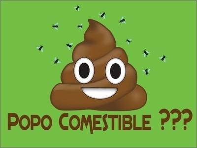 Como hacer Popo Comestible - DIY edible poop